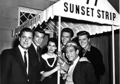 77 Sunset Strip - 1958