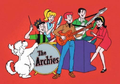 A Turma do Archie - 1968